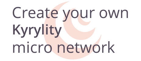 Create your own Kyrylity micro network